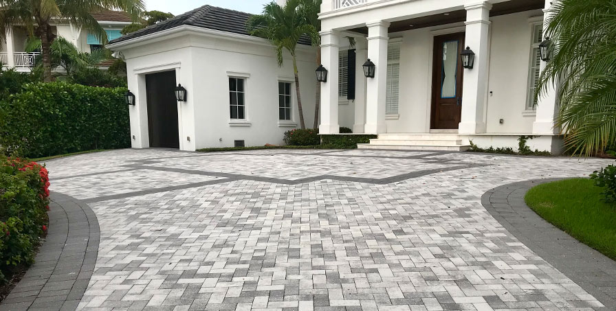 What You Need to Know About Paver Cleaning: Pressure Washing, Soft Washing and Sealing | Best Way Painting SW Florida Painting & Pressure Washing